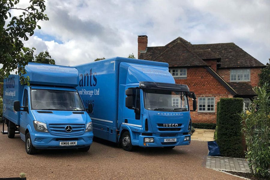 grants removals vans