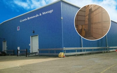 Grants offering storage solutions for customers