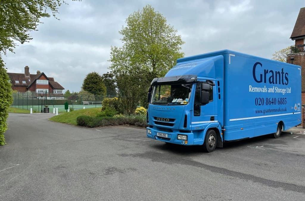 Move of the week – Grantshelp customer with large home in Wandsworthmove to Lambeth