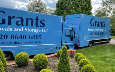 Last minute job for customer let down by existing removal firm at 7 am on moving day