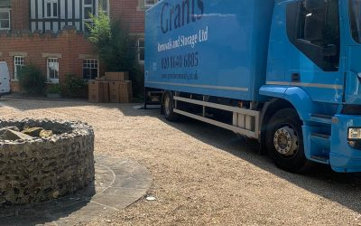 Last minute move for customers in Esher let down by another removal firm